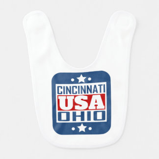Cincinnati Ohio USA Bib