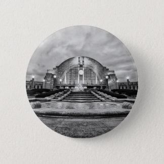 Cincinnati Union Terminal 2 Inch Round Button