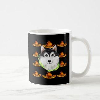 CINCO de MAYO  Alaskan Malamute Coffee Mug