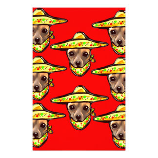 Cinco De Mayo Chihauhaus Stationery