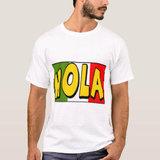 Cinco de Mayo Hola T-shirts and Gifts