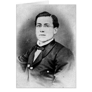 Cinco de Mayo Ignacio Zaragoza Seguín Card