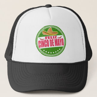 Cinco de Mayo Trucker Hat