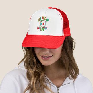 Cinco de Mayo - Trucker's Hat - Men or Women