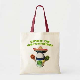 Cinco de Mayonnaise Tote Bag