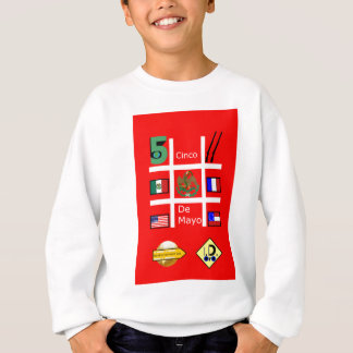 #CincoDeMayo Sweatshirt
