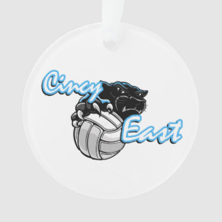Cincy East Christmas Ornament