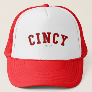 Cincy Trucker Hat