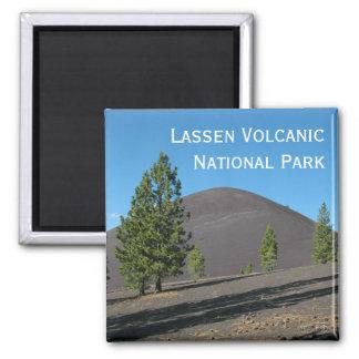 Cinder Cone, Lassen Volcanic National Park, CA Magnet