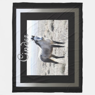Cinder Fleece Blanket