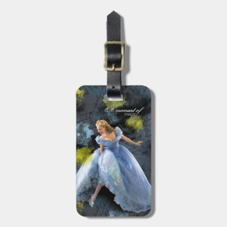 Cinderella   A Moment Of Magic Luggage Tag
