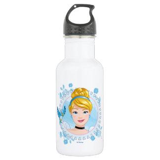 Cinderella And Blue Bird 532 Ml Water Bottle