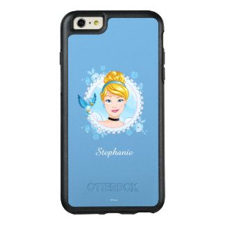 Cinderella And Blue Bird OtterBox iPhone 6/6s Plus Case