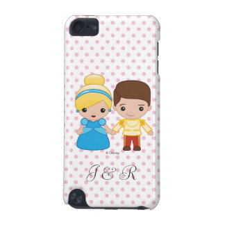 Cinderella and Prince Charming Emoji iPod Touch 5G Case