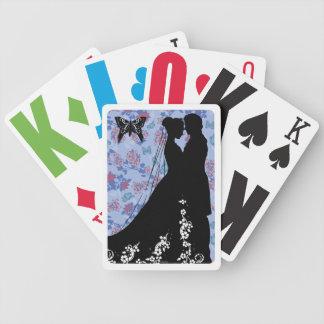 Cinderella And Prince Charming Poker Deck