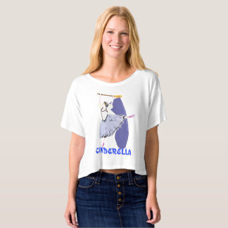 Cinderella Ballet Performance Shirt (customizable)