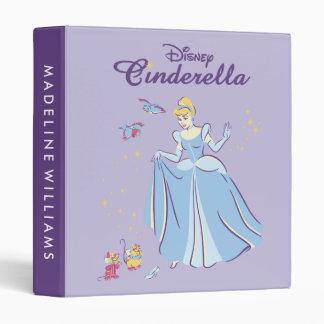 Cinderella | Bibbidi, Bobbidi, Boo 3 Ring Binders