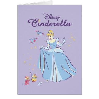 Cinderella | Bibbidi, Bobbidi, Boo Card