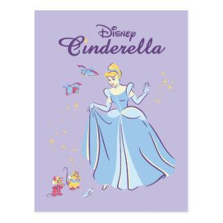 Cinderella | Bibbidi, Bobbidi, Boo Postcard