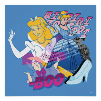 Cinderella | Bibbidi Bobbidi Boo Poster