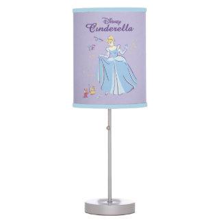 Cinderella | Bibbidi, Bobbidi, Boo Table Lamps