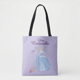 Cinderella   Bibbidi, Bobbidi, Boo Tote Bag