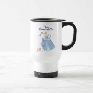 Cinderella | Bibbidi, Bobbidi, Boo Travel Mug