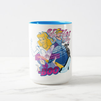 Cinderella | Bibbidi Bobbidi Boo Two-Tone Coffee Mug