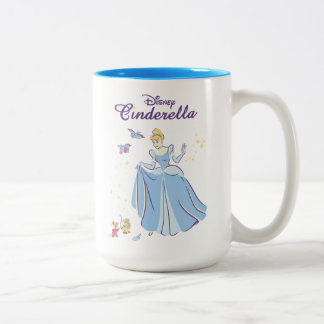 Cinderella | Bibbidi, Bobbidi, Boo Two-Tone Coffee Mug