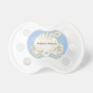 Cinderella Carriage Personalized Custom Pacifier
