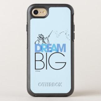Cinderella   Dream Big OtterBox Symmetry iPhone 8/7 Case