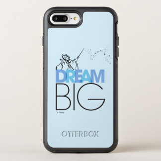 Cinderella | Dream Big OtterBox Symmetry iPhone 8 Plus/7 Plus Case