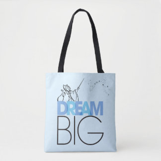 Cinderella | Dream Big Tote Bag