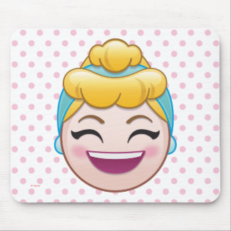 Cinderella Emoji | Cinderella - Happy Mouse Pad
