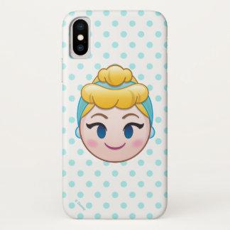 Cinderella Emoji | Cinderella iPhone X Case