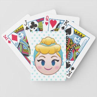 Cinderella Emoji | Cinderella Poker Deck