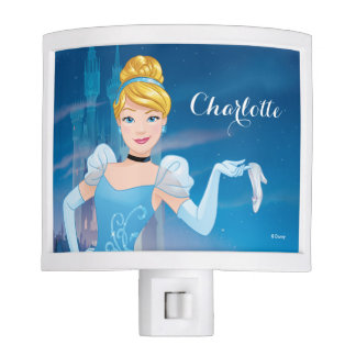 Cinderella | Express Yourself - Add Your Name Night Lights