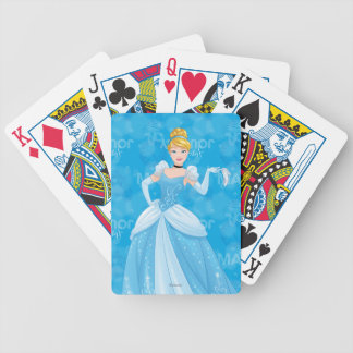 Cinderella | Express Yourself Bicycle Playing Cards