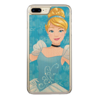 Cinderella | Express Yourself Carved iPhone 8 Plus/7 Plus Case