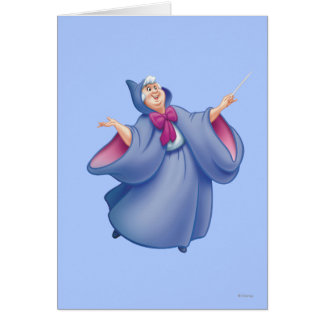 Cinderella | Fairy Godmother Card