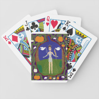 Cinderella (Fairy Tale Fashion #2) Poker Deck
