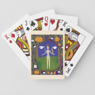 Cinderella (Fairy Tale Fashion Series #2) Poker Deck