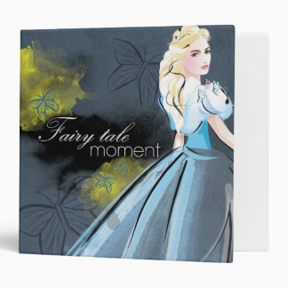 Cinderella Fairy Tale Moment 3 Ring Binder