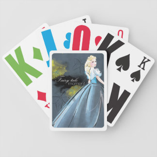 Cinderella Fairy Tale Moment Bicycle Playing Cards