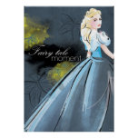 Cinderella Fairy Tale Moment Poster