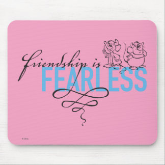 Cinderella | Friendship Is Fearless Mouse Pad