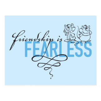 Cinderella | Friendship Is Fearless Postcard