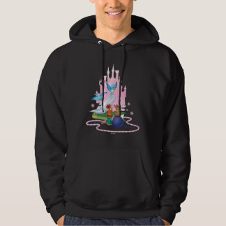 Cinderella | Glass Slipper And Mice Hoodie