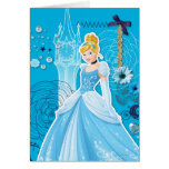 Cinderella - Graceful Greeting Card