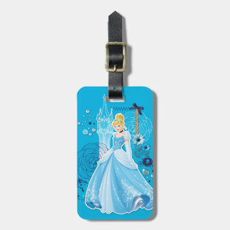 Cinderella - Graceful Luggage Tag
